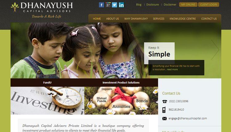 Dhanayush Capital Advisors